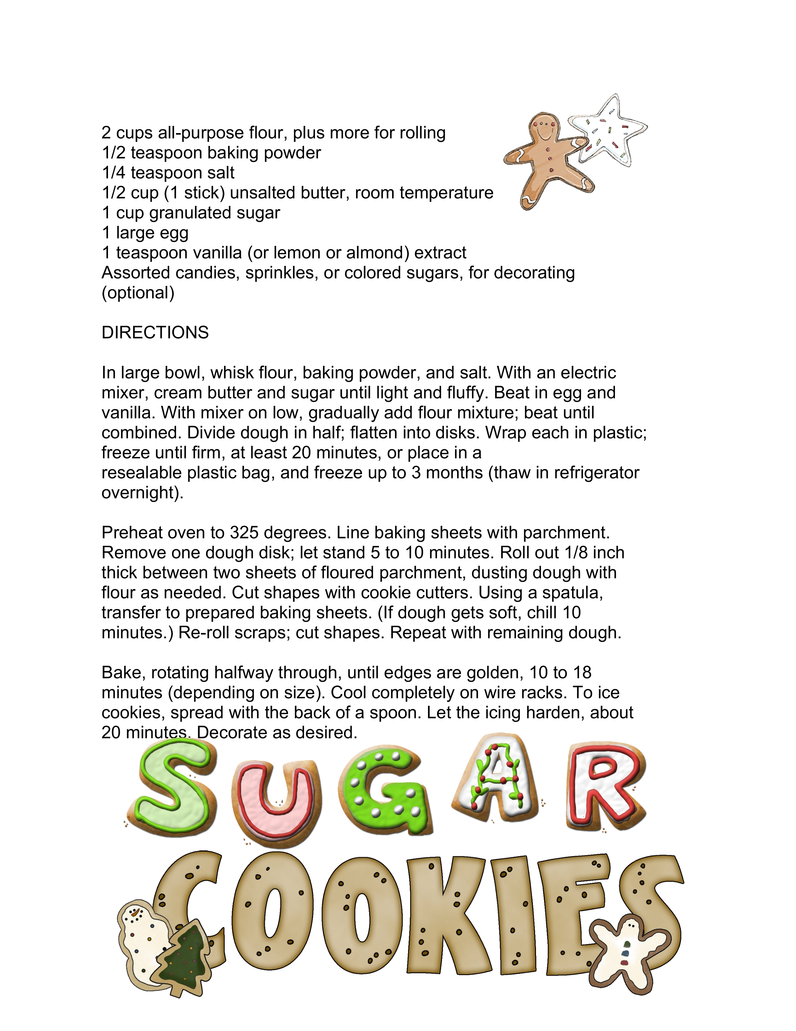 Sugar Cookies-001